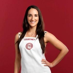 MasterChef winner Courtney Lapresi