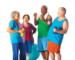 YMCA Senior Fit Classes